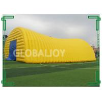 Buy cheap outdoor inflatable PVC tarpaulin marquee tent/new design marquee tent from china from wholesalers