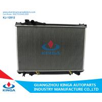 Quality CROWN 1992-1996 JZS133 AT TOYOTA Radiators OEM 16400-46160 Aluminum for sale
