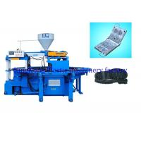 Wholesale Single Color Rotary PVC TPR Sole Moulding Machine For Sport Shoe / Outside Shoe from china suppliers