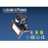 Wholesale 120 Degree 90-100lm / W Led PIR Security Floodlight 2.5-4m Installation Height from china suppliers