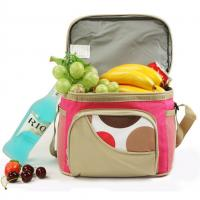 Wholesale Brown School Kids Lunch Bags / Thermal Personalized Toddler Lunch Bag from china suppliers