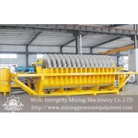 Wholesale Ceramic Vacuum Disc Filters Ores Dressing Sludge Dewatering Machine from china suppliers