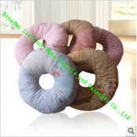 Wholesale Memory Foam Office / Dining Chair Cushions , Adults Cotton Round Chair Pads from china suppliers