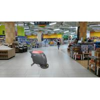 Wholesale Supermarket Floor Scrubber Dryer Machine With Held And Big Water Tank from china suppliers