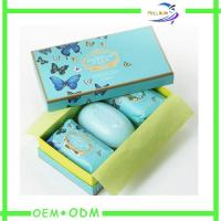 Wholesale Fancy Full Color Printing Handmade Soap Boxes packaging , Custom Soap Boxes from china suppliers