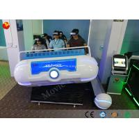 Wholesale Movie Power 6 Seats Vr Family Game Machine Virtual Reality 220v Theatre Simulator from china suppliers