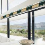 Popular Window awnings outdoor balcony porch awning Sun Shade Aluminium Frame Canopy carport Retractable Awning B02