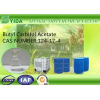 Wholesale Coalescing Solvent Butyl Carbitol Acetate Cas No 124-17-4 With Excellent Film Formation from china suppliers
