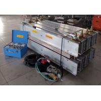 Wholesale Conveyor Belt Joint Rubber Machinery , Hydraulic Rubber Vulcanizing Press Machine from china suppliers