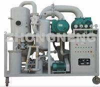 Wholesale Sell Double-stage Vacuum Transformer Oil Purifier from china suppliers