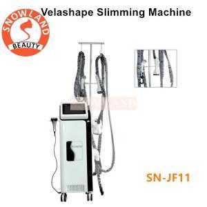 China Velashape N8 vacuum and infrared light lipo body applicator slimming machine on sale