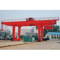 Wholesale Loading Machine Double Beam Gantry Crane 30 Ton PLC Automatic Control System from china suppliers