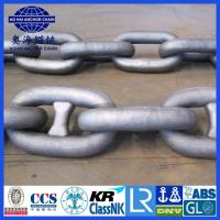 Wholesale high strength oil drilling platform mooring stud link Chain offshore mooring chain with ABS BV NK KR LR DNV IACS cert from china suppliers