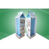 Wholesale Walmart POP Cardboard floor Display stands With Hooks , foldable from china suppliers