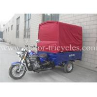 Wholesale Carbin Seats Passenger Motor Tricycle from china suppliers