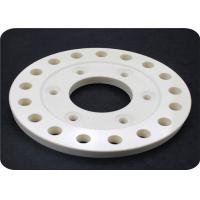 Wholesale 99% Machinable Porous Ceramic Disc , Alumina Ceramic Precision Machining Parts from china suppliers