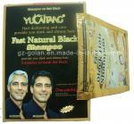 Wholesale Fast Natural Black Shampoo 30mlx10PCS (GL-HD0044) from china suppliers