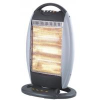 Wholesale electric heater halogen heater NSB-120N  (NQ1205) 3 heat setting:400W/800W/1200W oscillating function from china suppliers