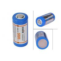 Wholesale 3.7V Rechargeable Lithium Ion Battery 5000mAh with PCB Li - ion Battery Recharge from china suppliers