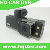 Buy cheap 720P Real HD 2.8-inch LCD Dual Camera Car DVR with GPS Google Map Logger and 3D from wholesalers