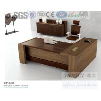 2016 Special Modern Metal Frame Manager Office Table