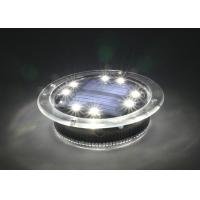 Wholesale Swimming Pool Solar Decorative Lights 500 Lux With 1.2V 300MAH Ni-MH Battery from china suppliers