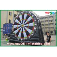Wholesale Logo Printing 0.55mm PVC Inflatable Sports Game Customized Size Football Darts Board from china suppliers