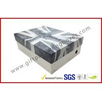 Wholesale Customized Grey Board Apparel Gift Boxes from china suppliers