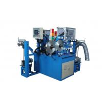 Wholesale 600mm Aluminum duct forming Machine / 7KW Metal Sheet Machines from china suppliers