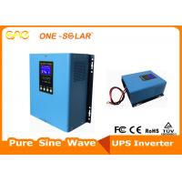 Wholesale DC To AC Low Frequency Grid Tie Solar Inverter 1000w For Single Phase Motors from china suppliers