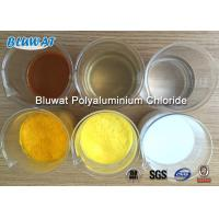 Quality Yelllow Powder PAC 30% Water Purifying Chemicals For Water Treatment in Indonesia for sale