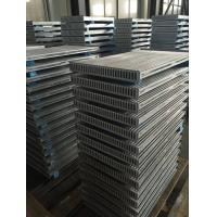 Wholesale Custom Aluminum Tube Fin Water cooled heat exchanger Radiator Core from china suppliers