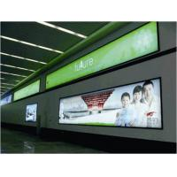 Wholesale Super large size aluminum frame led light box indoor advertising from china suppliers