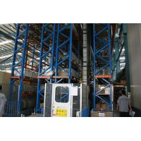 Wholesale heavy duty pallet Automatic Storage And Retrieval System with cold rolled steel , 30M from china suppliers