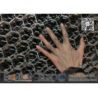 Buy cheap AISI316 Hex Metal with lance | 10mm Depth X1.5mmTHK | China Stainless Steel Hexmetal Factory from wholesalers