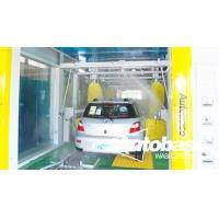 Quality Automatic Tunnel  Car Wash Machine & security & comfort for sale