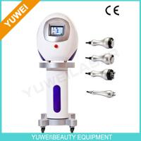 Wholesale CE Approvaled 500W Ultrasound Cavitation RF Machine , Weight Loss / slimming equipment from china suppliers