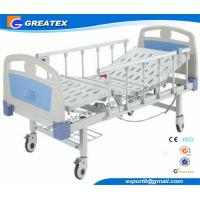 Wholesale Automatic Two Function Electric Hospital Bed With Silent Wheels for Clinic , ICU Room from china suppliers