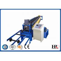 Wholesale Structural Steel Lip Channel / Purlin Roll Forming Machine Automatic Easy Operation from china suppliers