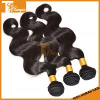 Wholesale Cheap And Good Quality 100% Unprocessed Brazilian Virgin Human Hair Weaving from china suppliers