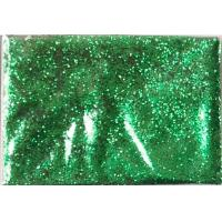 Buy cheap PET Green Color Hexagon Glitter Pigment For Cosmetic Products from wholesalers