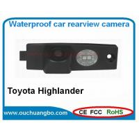 Wholesale Ouchuangbo 170 Wide HD Color Car Rear View Parking Assistance Camera for Toyota Highlander from china suppliers