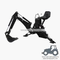 Wholesale BH7600 - Backhoe loader for tractors 25-45hp from china suppliers
