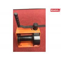 Wholesale Chrome Surface HWV Vs500 Hand Lifting Winch 500KG Capacity With Automatic Brake from china suppliers