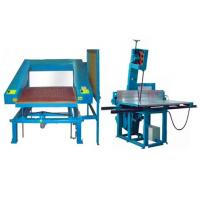 Wholesale Manual Polyurethane Foam Angel Contour Cutting Machine for Special- shaped Sponge from china suppliers