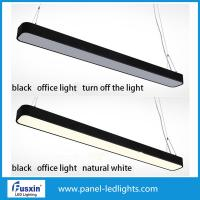 Wholesale 18W 36W IP65 modern aluminium strip led office hanging light office pendant light from china suppliers