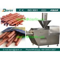 Wholesale Automatic Stainless Steel Pet Food Production Line , CE Certificat Dog Food Making Machine from china suppliers