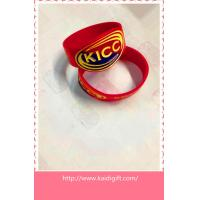 Wholesale KICC silicone wristband bracelet from china suppliers