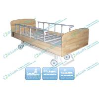 Wholesale Portable Hill rom Electric Hospital Bed , Three Functions electrical adjustable beds from china suppliers