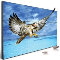 Wholesale High resolution Video Wall Digital Signage with free matrix in super narrow bezel from china suppliers